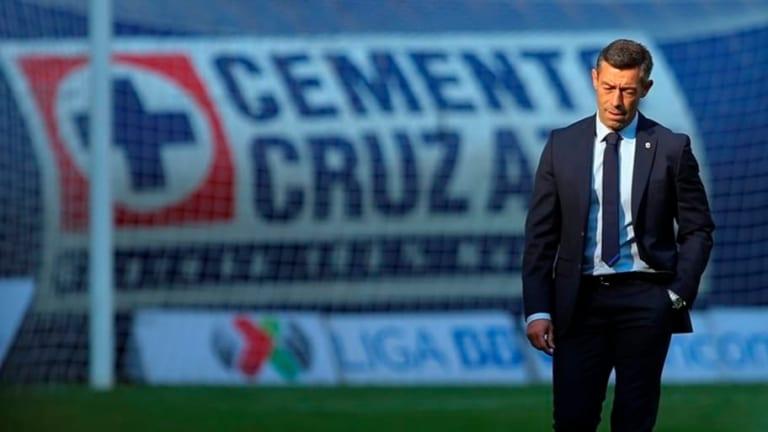 Pedro Caixinha no estará satisfecho hasta que gane el título con Cruz Azul