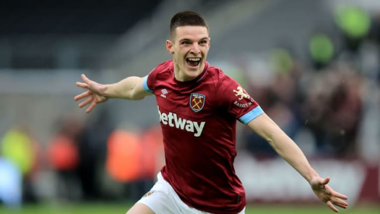 Graeme Souness Claims Declan Rice Was 'Coerced' Into Switching Allegiance to England