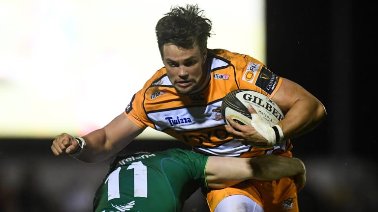 Thursday's Hot Clicks: Rugby Player Suspended 13 Weeks for Blowing Snot on Opponent