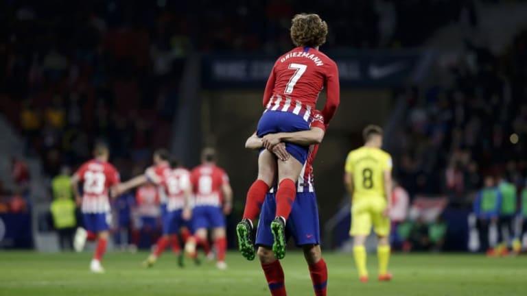 El 1x1 del Atlético de Madrid en su victoria contra el Girona
