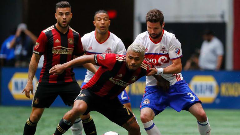 El VAR cobra un penal en la MLS luego de que el partido haya finalizado