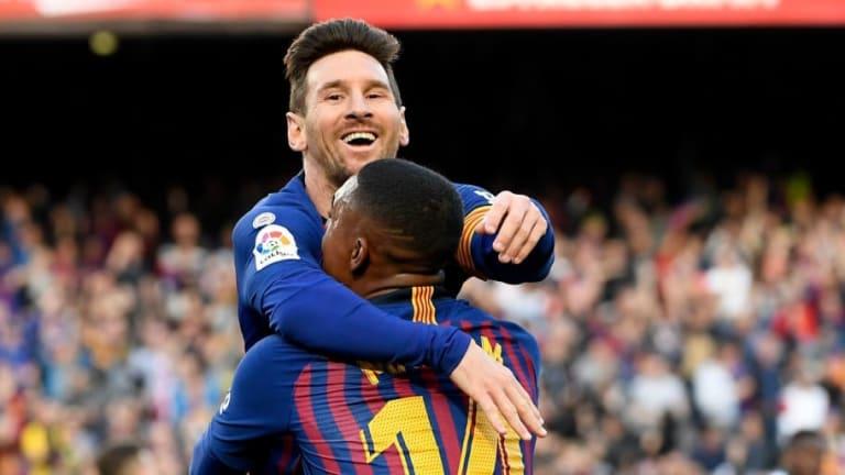 Messi iguala a Iker Casillas como el jugador con más partidos ganados en LaLiga