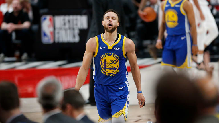 This Warriors Playoff Run Will Only Add to Stephen Curry's Legacy | Open Floor Podcast