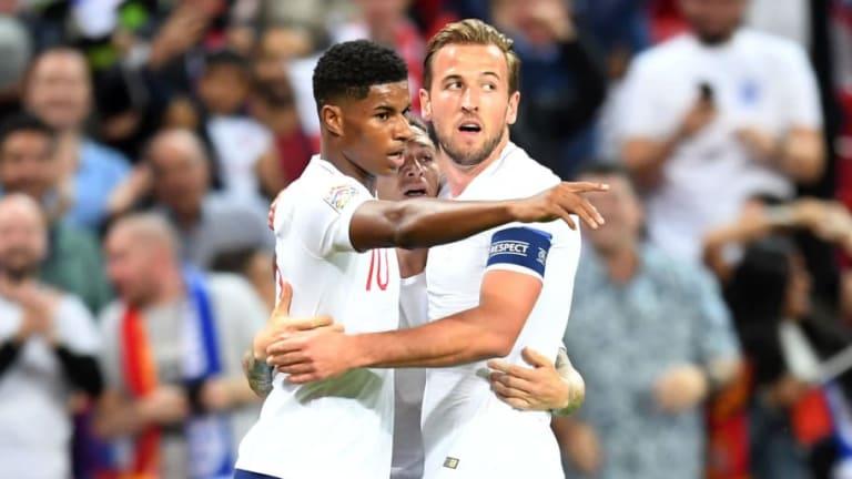 Ole Gunnar Solskjaer Insists Man Utd Striker Marcus Rashford Can Reach the Same Level as Harry Kane