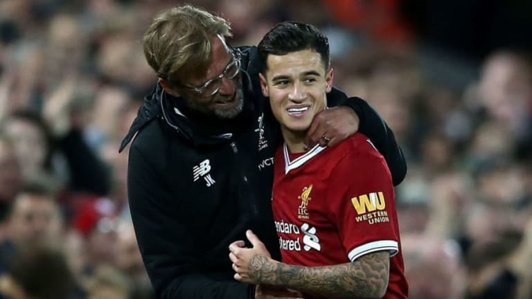 Jurgen Klopp Admits Philippe Coutinho Would Make Liverpool 'Better' But Rules Out Impossible Return