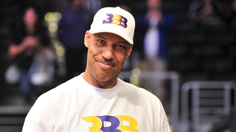 Big Baller Brand Sinks to New Low With Clearance Sale at Volleyball Tournament