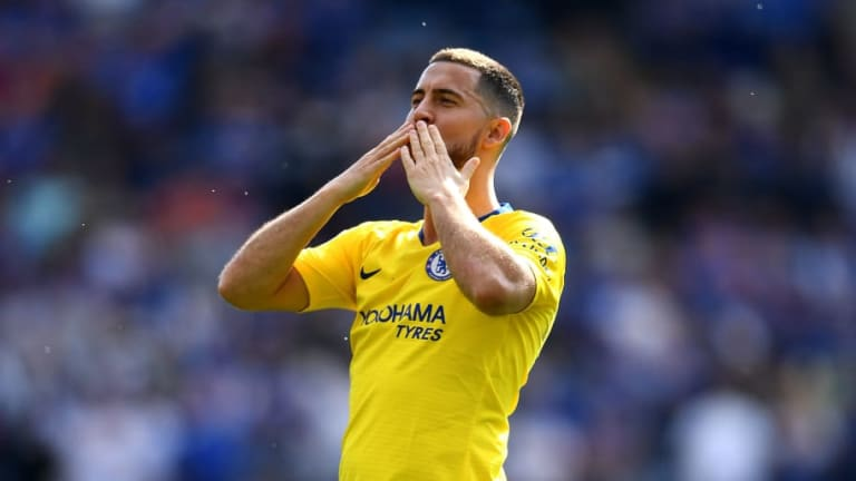 Eden Hazard Promises Chelsea Fans He'll Never Play for Another Premier League Club as Exit Looms