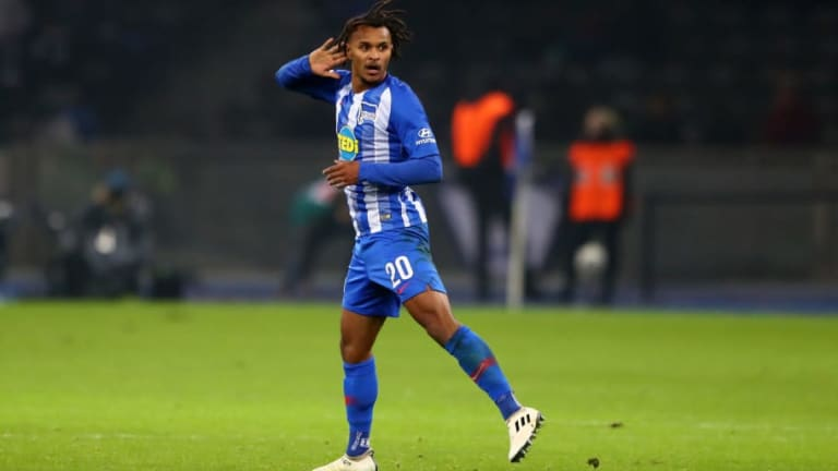 Everton & Leicester Join Napoli in Race for 'Next David Alaba' as Hertha BSC Demand €30m