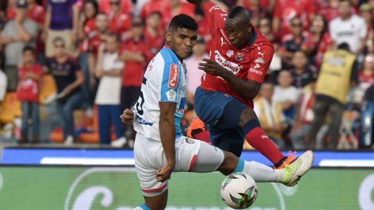 Los futbolistas de Junior concentrados para enfrentar a Independiente Medellín