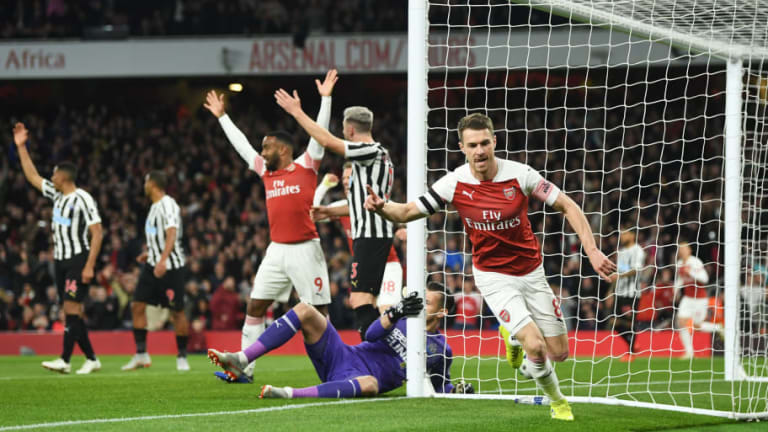 Why Arsenal are Primed for Champions League Qualification After Win Over Newcastle