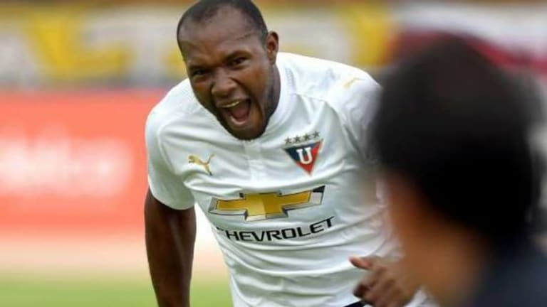 Liga de Quito rechazó oferta de Patronato por Juan Luis Anangonó