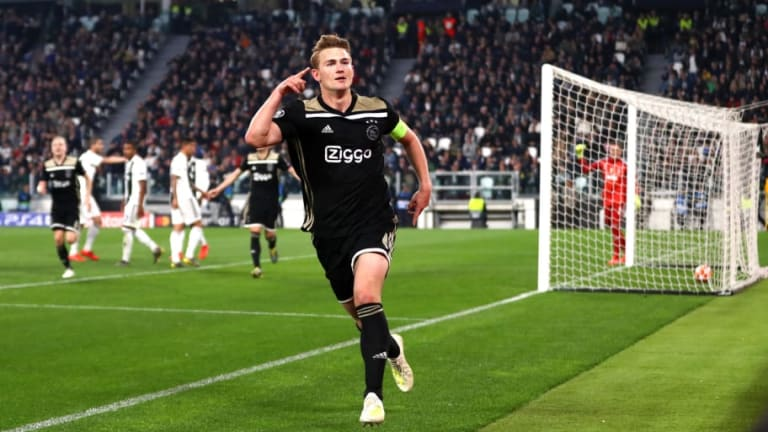 Matthijs de Ligt: Joining Juventus Is the Right Move for the Defender