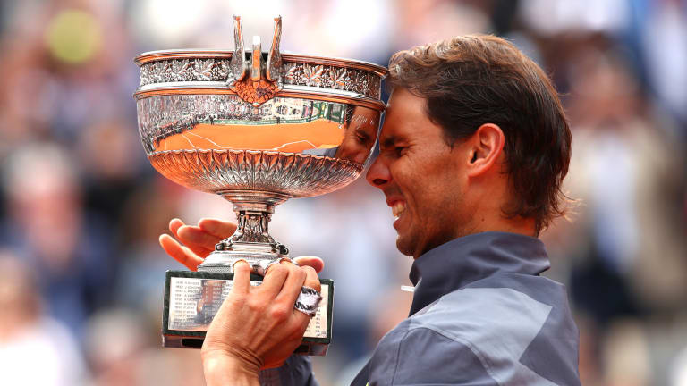Rafa Nadal Wins Record-Extending 12th French Open Title