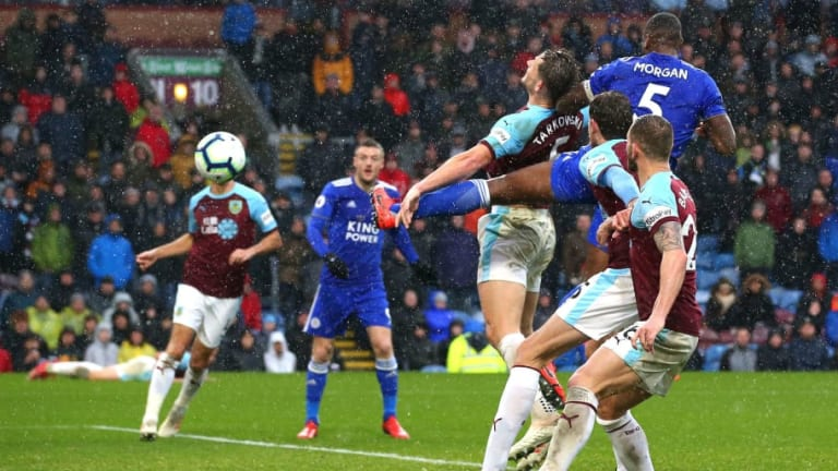 Burnley 1-2 Leicester: Report, Ratings & Reaction as Ten Man Foxes Secure Last-Gasp Win Over Clarets