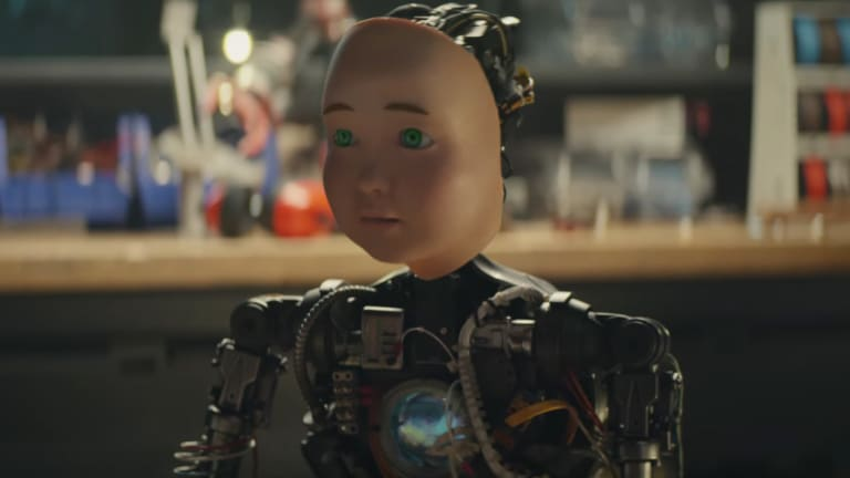 RoboChild Will Haunt Your Dreams Forever After TurboTax Super Bowl Commercial