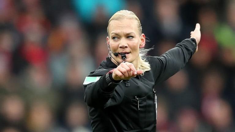 La TV de Irán cancela transmisión de partido de Bundesliga porque el árbitro era mujer