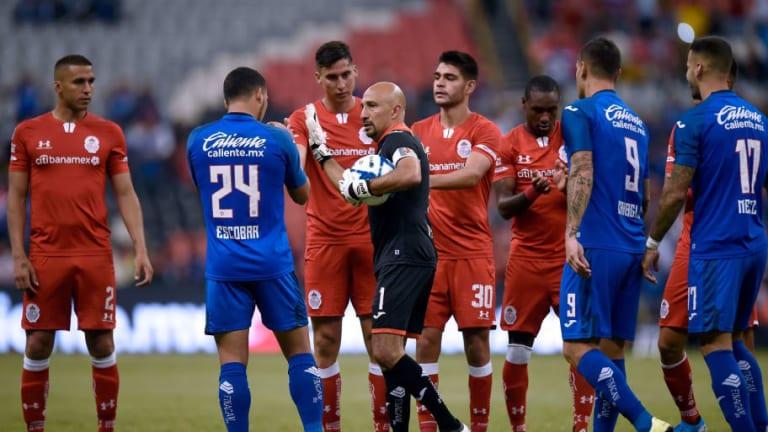Lo bueno, lo malo y lo feo del partido entre Cruz Azul y Toluca