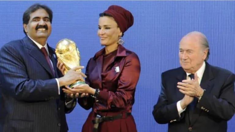 El pago secreto de 800 millones de Qatar a la FIFA para albergar el Mundial 2022