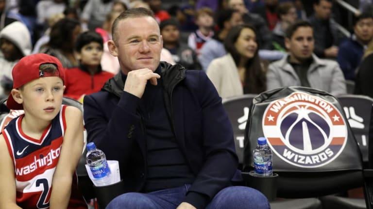 Wayne Rooney no será sancionado por el DC United luego de su incidente de intoxicación pública