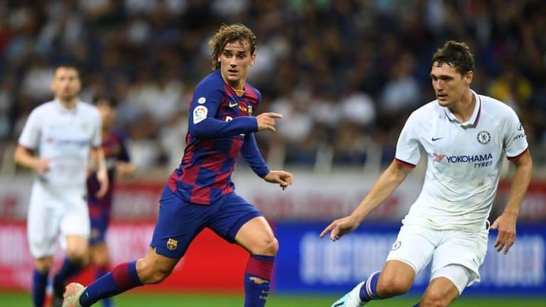 El juego de Antoine Griezmann frente al Chelsea ilusiona a toda la afición del FC Barcelona
