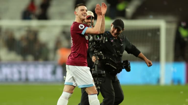 Declan Rice Poised for First England Start Following Controversial Switch From Republic of Ireland