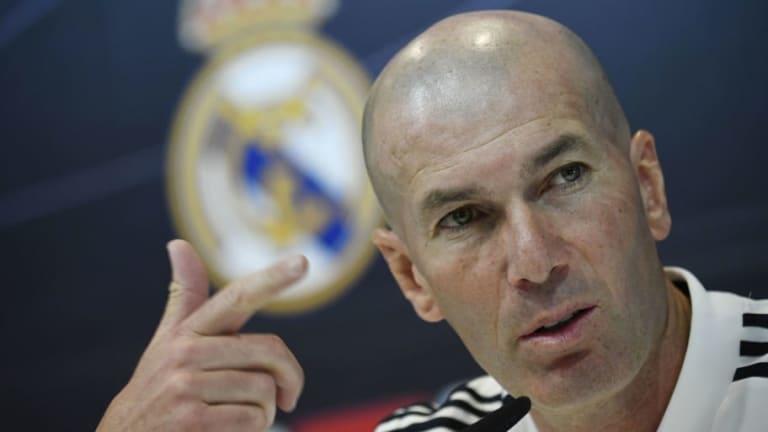 """La rueda de prensa de Zidane: """"Pido a la gente que nos apoye"""""""