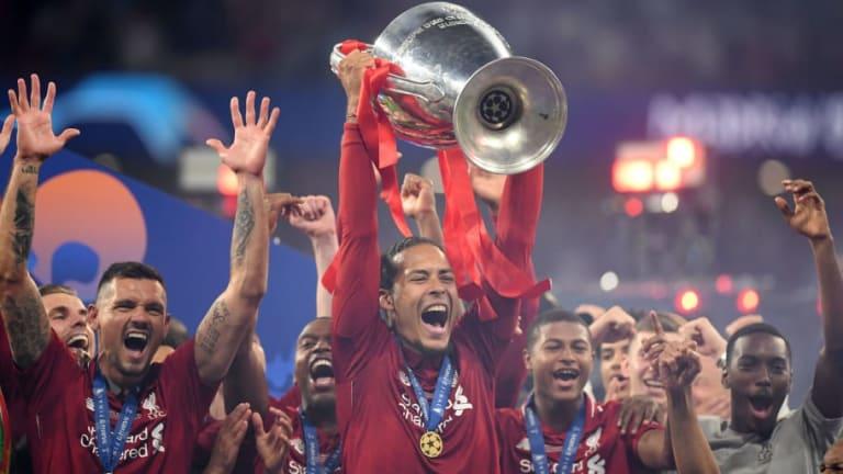 Virgil van Dijk 'Tells Liverpool' of Desire to Sign New Contract After Incredible Season