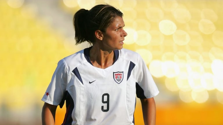 USWNT Legend Mia Hamm Predicts England & USA Wins in Huge World Cup Quarter Finals