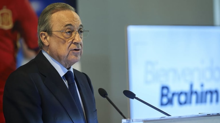 Real Madrid President Florentino Perez Told to Resign During Copa del Rey Win Over Leganes