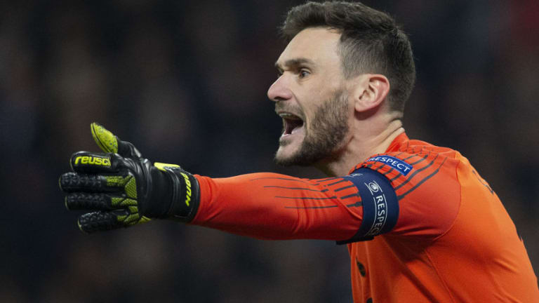 Hugo Lloris Criticises Mike Dean's Refereeing Performance in Tottenham's 2-1 Defeat at Burnley