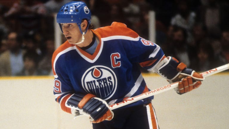 Looking Back at Wayne Gretzky's (Probably) Unbreakable 51-Game Point Streak
