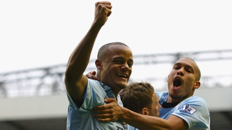 10 of the Hardest Players in Manchester City's History