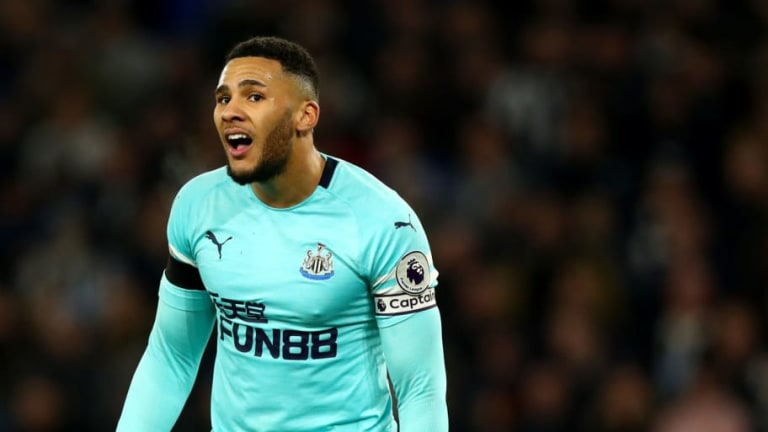 Newcastle Captain Jamaal Lascelles 'Doesn't Know' How Wolves are 7th in Premier League Table