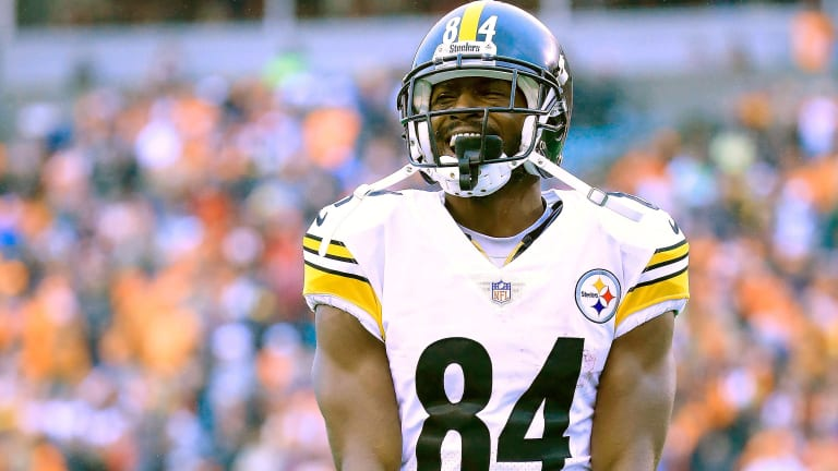 How Antonio Brown's Fantasy Value Will Be Impacted by Trade to Raiders