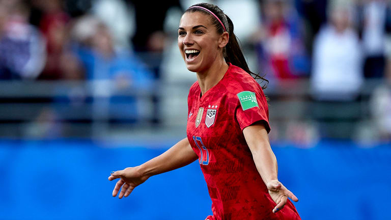 USWNT Shatters Record for Most Goals Scored in Women's World Cup Game