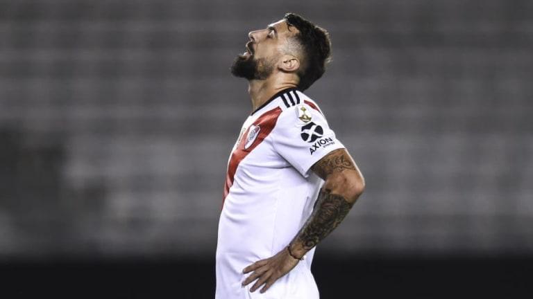 Sao Paulo amenaza con iniciar acciones legales a River Plate por Lucas Pratto