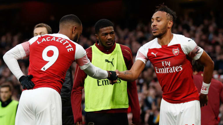 Why it's Time to Break Up the Alexandre Lacazette and Pierre-Emerick Aubameyang Double Act