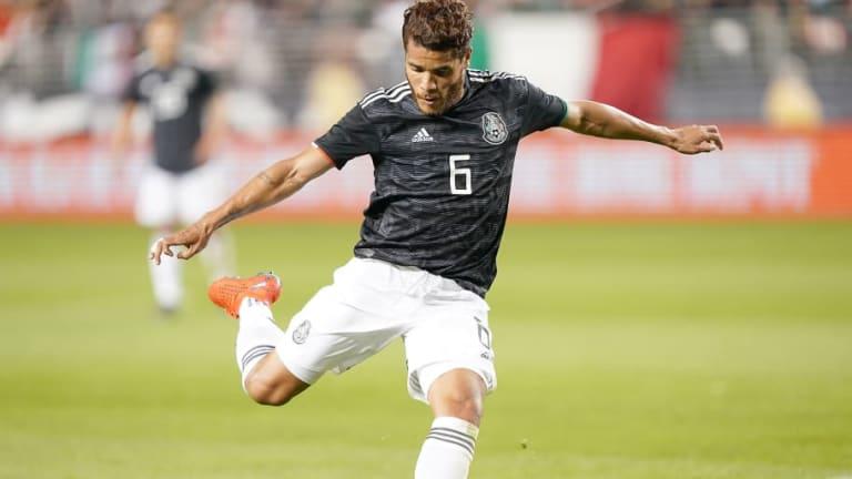 Jonathan Dos Santos desea algún día ser un referente en la selección mexicana