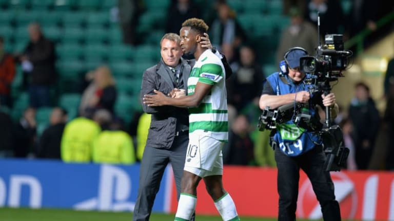 Moussa Dembele Takes Incredible Twitter Dig at Brendan Rodgers Following Decision to Join Leicester