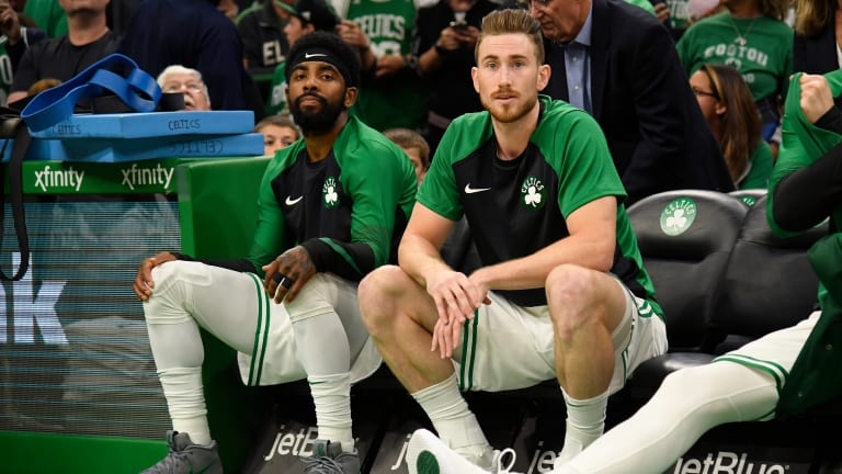 Gordon Hayward, Kyrie Irving and the Downfall of the Celtics' Dreams | Open Floor Podcast