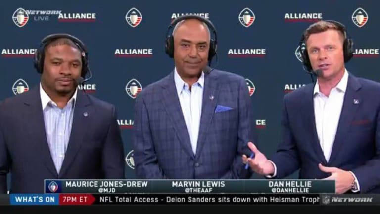 Monday's Hot Clicks: Marvin Lewis Was Impossibly Dull in His Broadcasting Debut