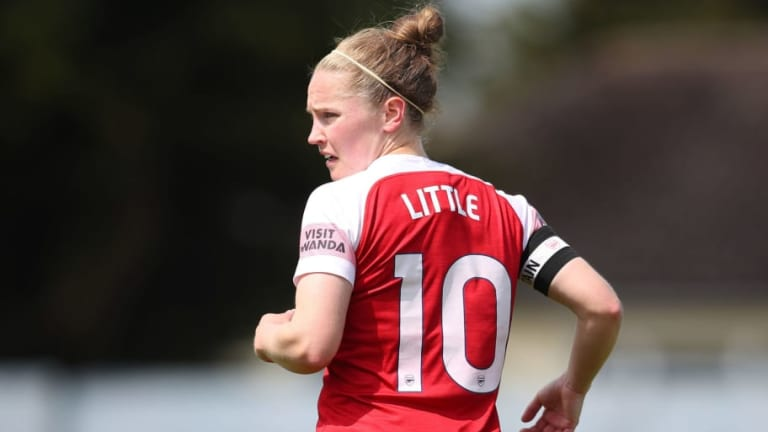 Arsenal Women Captain Kim Little Commits Future to Gunners With New Contract