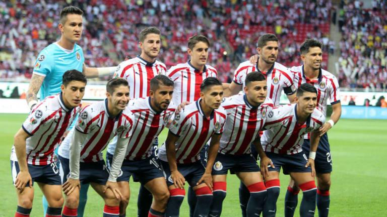 Chivas jugará el partido contra Pumas con tres bajas