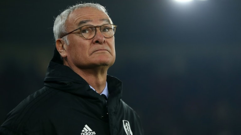 Fulham Announce Sacking of Claudio Ranieri After Just 3 Months in Charge