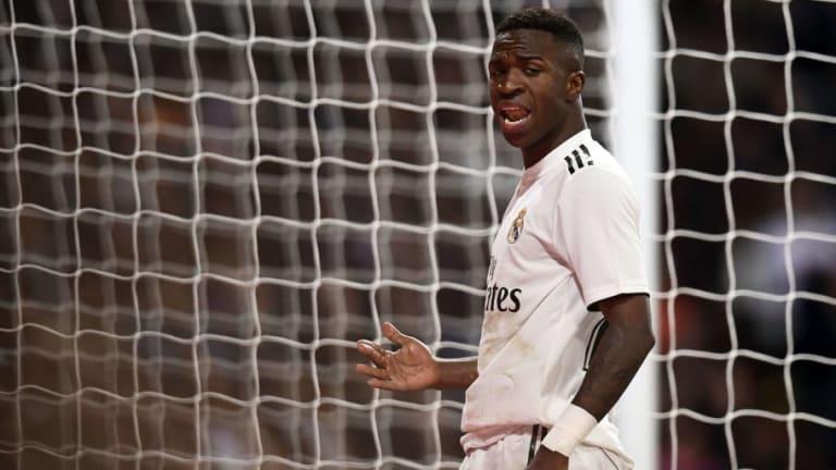 Si Vinícius quiere triunfar en el Real Madrid debería tomar un curso de definición