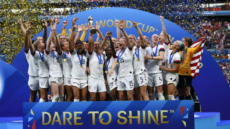 USWNT Blast 'Utterly False' U.S. Soccer Claims That They are Paid More Than Male Counterparts