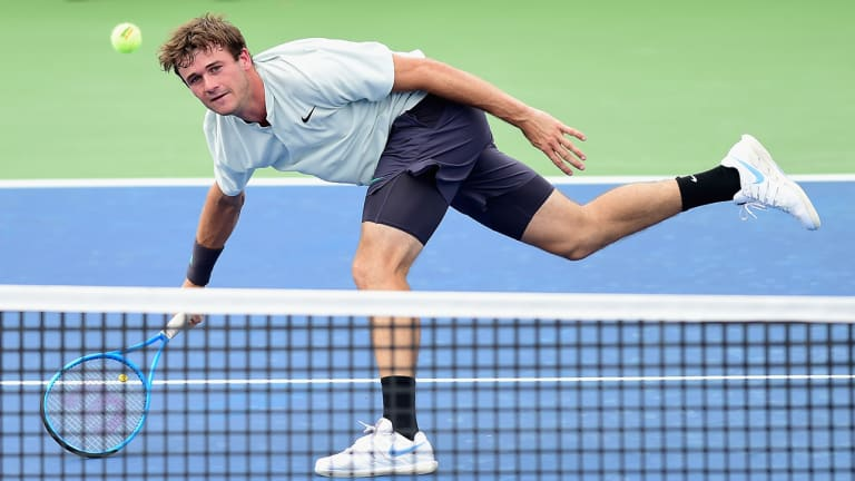 American Tommy Paul Readies for First French Open Main Draw | Beyond the Baseline Podcast