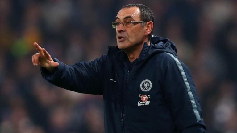 Maurizio Sarri Reveals Why Kepa Arrizabalaga Was Dropped From Chelsea's Starting XI