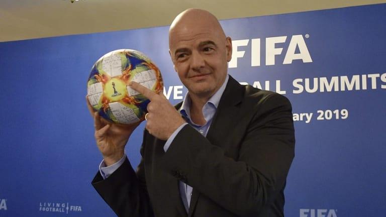 OFICIAL   El Mundial de Qatar 2022 tendrá finalmente 32 selecciones