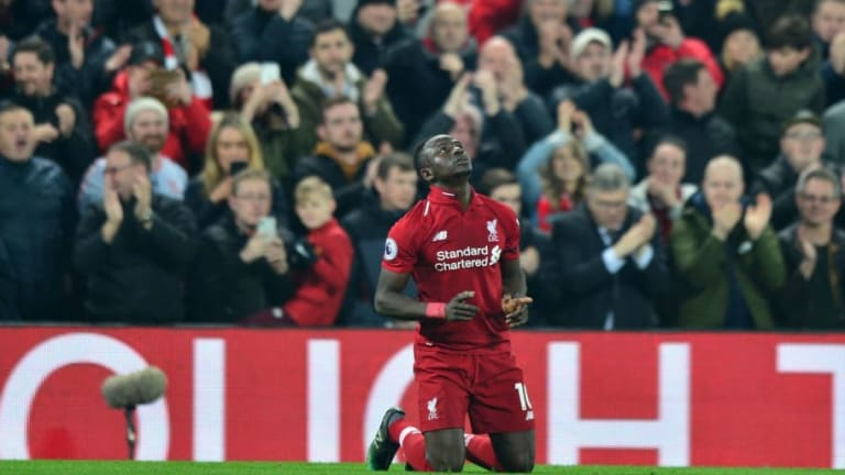 Sadio Mane Discusses New Liverpool Role and 'Adventurous' Back Heel Strike Against Watford
